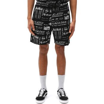 Textil Muži Kraťasy / Bermudy Dickies DK0A4XCGBLK1 Černá