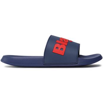 Boty Muži pantofle Blauer S1JAY01/PUC Modrý