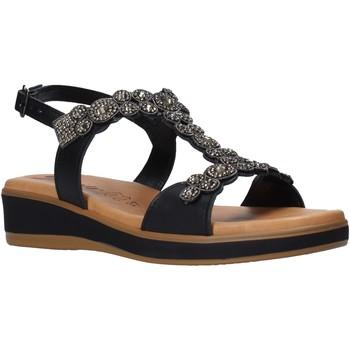 Boty Ženy Sandály Susimoda 2048 Černá