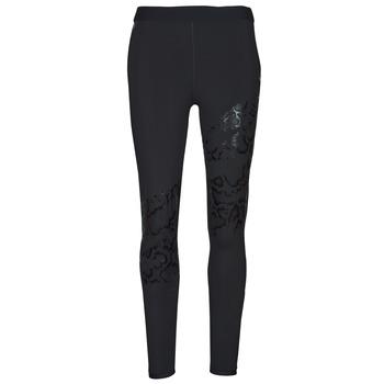 Textil Ženy Legíny Puma UNTAMED PRINT TIGHT Černá