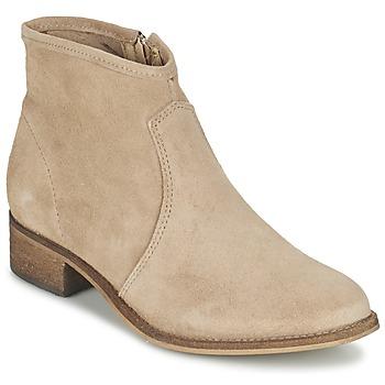 Boty Ženy Kotníkové boty Betty London NIDIA Béžová