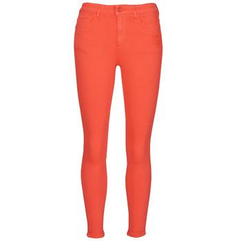 Textil Ženy Kapsáčové kalhoty Desigual ALBA Červená