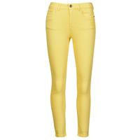 Textil Ženy Kapsáčové kalhoty Desigual ALBA Žlutá