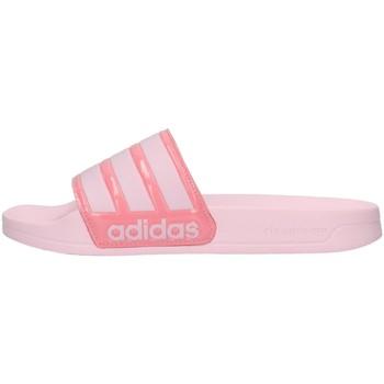 Boty Ženy pantofle adidas Originals FZ2853 Růžová