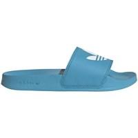 Boty Ženy pantofle adidas Originals Adilette Lite W Modré