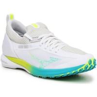 Boty Ženy Nízké tenisky Mizuno Wave Duel 2 Bílé