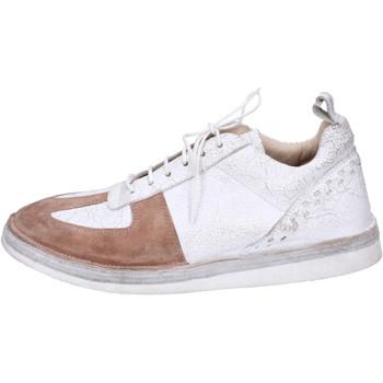 Boty Ženy Nízké tenisky Moma BH343 Bílý