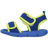 Boty Chlapecké Sandály Superga S63S824 Modrá