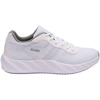 Boty Ženy Běžecké / Krosové boty Gola Draken Road Bílé
