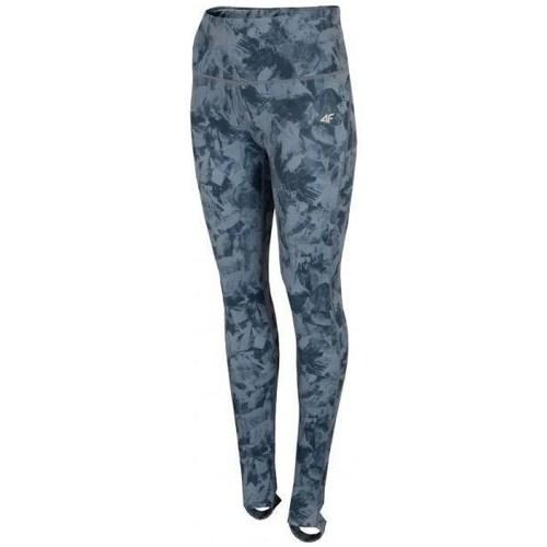 Textil Ženy Legíny 4F SPDF018 Šedé