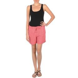 Textil Ženy Kraťasy / Bermudy Esprit LENA Růžová