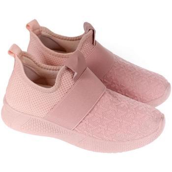 Boty Ženy Street boty Comer Dámske ružové tenisky MARKS ružová