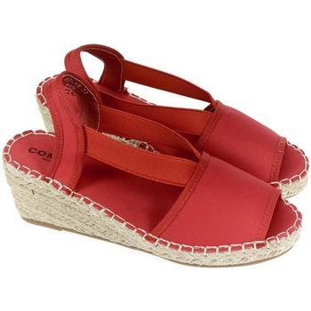 Boty Ženy Sandály Comer Dámske červené sandále KUBA červená