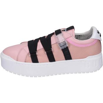 Boty Ženy Nízké tenisky Rucoline BH365 Růžová