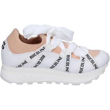 Boty Ženy Nízké tenisky Rucoline BH375 Růžová