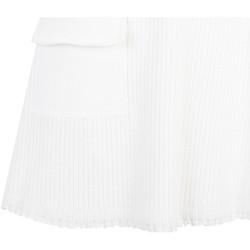 Textil Ženy Sukně Pinko  Bílá