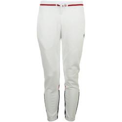 Textil Muži Teplákové kalhoty Sergio Tacchini Almond Pants Bílá