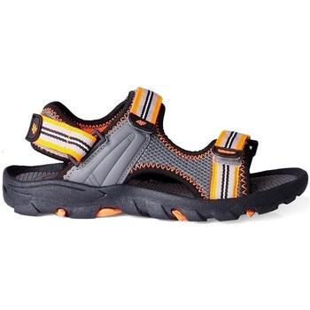 Boty Děti Sportovní sandály 4F JSAM003 Šedé