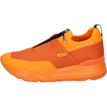 Boty Muži Street boty Rucoline BH382 Oranžová