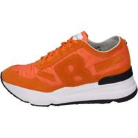 Boty Muži Nízké tenisky Rucoline BH388 Oranžová