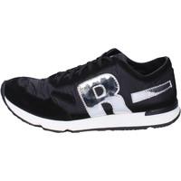 Boty Muži Nízké tenisky Rucoline BH395 Černá