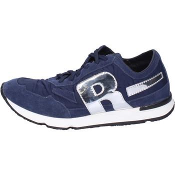 Boty Muži Nízké tenisky Rucoline BH396 Modrá