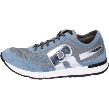 Boty Muži Nízké tenisky Rucoline BH397 Modrá