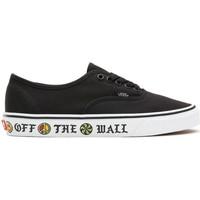 Boty Muži Skejťácké boty Vans Authentic Černá