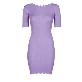 Textil Ženy Krátké šaty Yurban PAULINO Fialová
