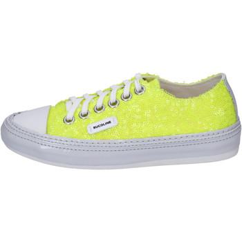 Boty Ženy Nízké tenisky Rucoline BH401 Žlutá