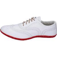 Boty Ženy Šněrovací společenská obuv Rucoline BH407 Bílá