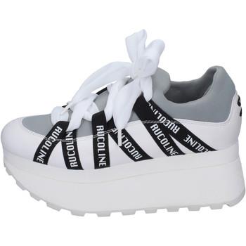 Boty Ženy Street boty Rucoline BH412 Bílá