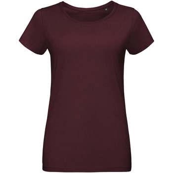 Textil Ženy Trička s krátkým rukávem Sols Martin camiseta de mujer Burdeo
