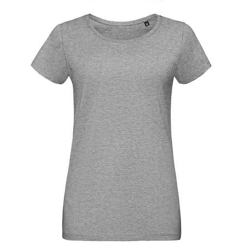 Textil Ženy Trička s krátkým rukávem Sols Martin camiseta de mujer Gris