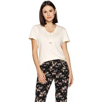 Textil Ženy Pyžamo / Noční košile Cana Dámské pyžamo 554