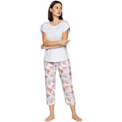 Textil Ženy Pyžamo / Noční košile Cana Dámské pyžamo 560