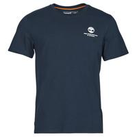 Textil Muži Trička s krátkým rukávem Timberland CC ST TEE Tmavě modrá