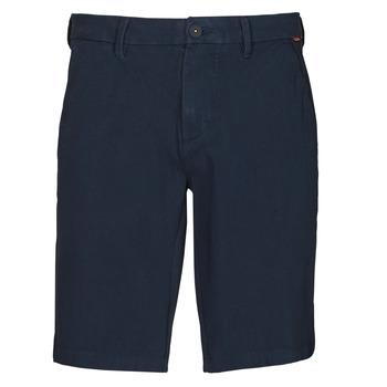 Textil Muži Kraťasy / Bermudy Timberland STORY SHORT Tmavě modrá