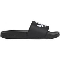 Boty Muži pantofle adidas Originals Adilette lite Černá
