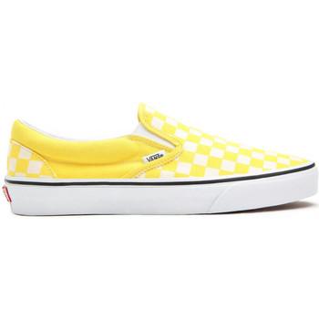 Boty Muži Street boty Vans Classic slip-on Žlutá