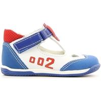 Boty Děti Sandály Crazy MK0118A6E.W Modrý