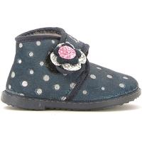 Boty Děti Papuče Lulu LI220001S Modrý