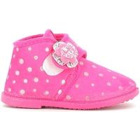 Boty Děti Papuče Lulu LI220001S Růžový