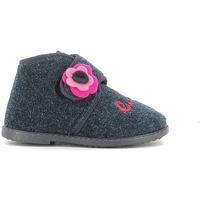 Boty Děti Papuče Lulu LI230001S Černá