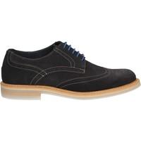 Boty Muži Šněrovací společenská obuv Rogers 8950A Modrý