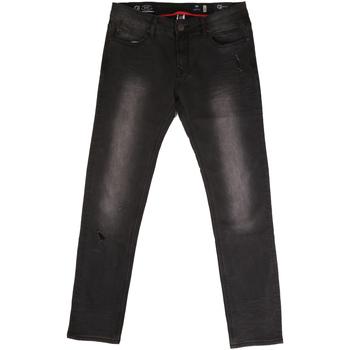 Textil Muži Rifle rovné Gaudi 721BU26044 Černá