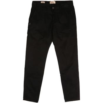 Textil Muži Mrkváče Gaudi 721BU25006 Černá