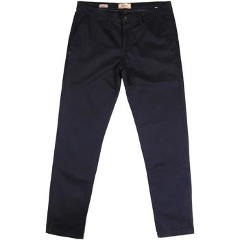 Textil Muži Mrkváče Gaudi 721BU25006 Modrý