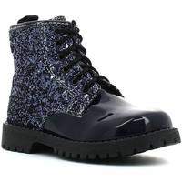 Boty Děti Kotníkové boty Grunland PP0154 Modrý