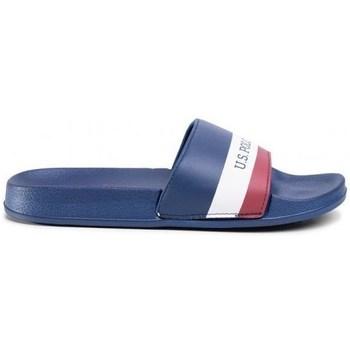 Boty Muži pantofle U.S Polo Assn. Aquarius Tmavomodré